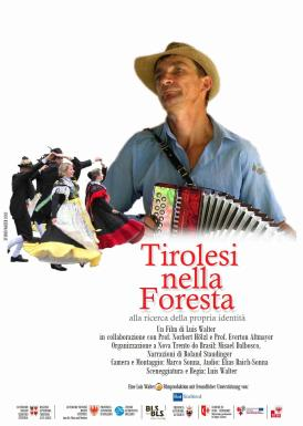 Film Tirolesi nella foresta