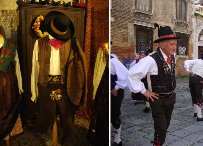 Conhecido Trajes típicos no Tirol Italiano | Tiroleses no Brasil YJ32