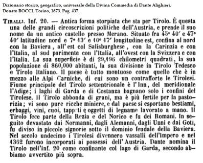 Dicionário de Dante Alighieri