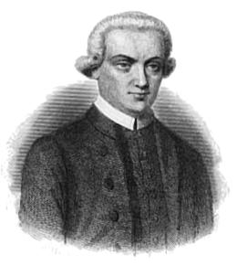 Girolamo Tiraboschi. Fonte: Wikimedia Commons