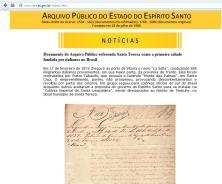Arquivo Publico ES
