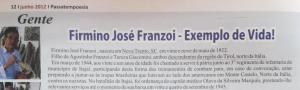Revista Passatempoesia, de Nova Trento.