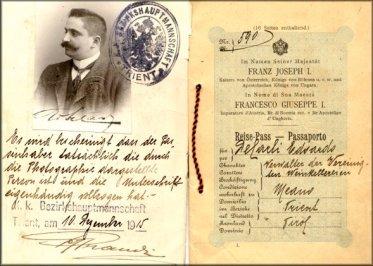 Passaporto 1