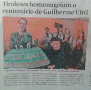 Jornal de Piracicaba (Jul/2015).