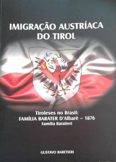 Livro Imigracao austriaca
