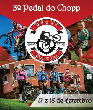 Pedal do Chopp 2016.