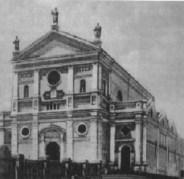 igreja dos frades piracicaba