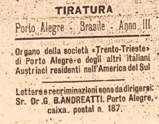 Jornal Il trentino tiratura
