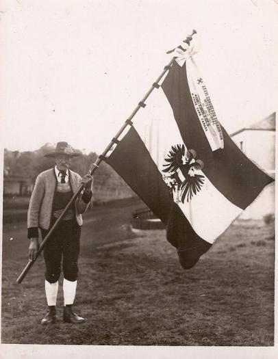 Josef Grander 1955 Fähnrich