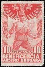Selo Sociedade Austro-húngara no Brasil