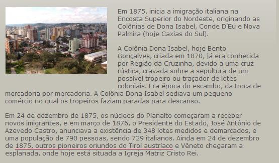 Site Serra Gaúcha