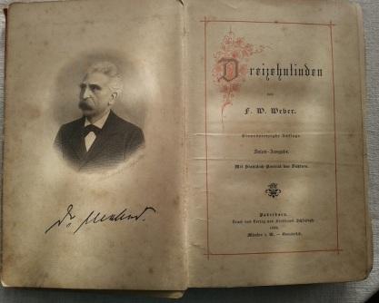Livro Treze Tilias