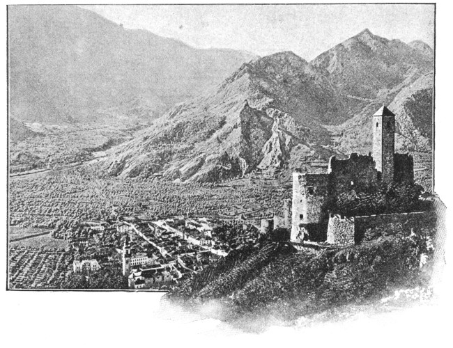 castelo telve