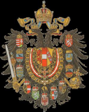 aguia bicefala imperio austriaco
