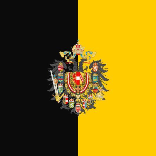 Bandeira Habsburgos