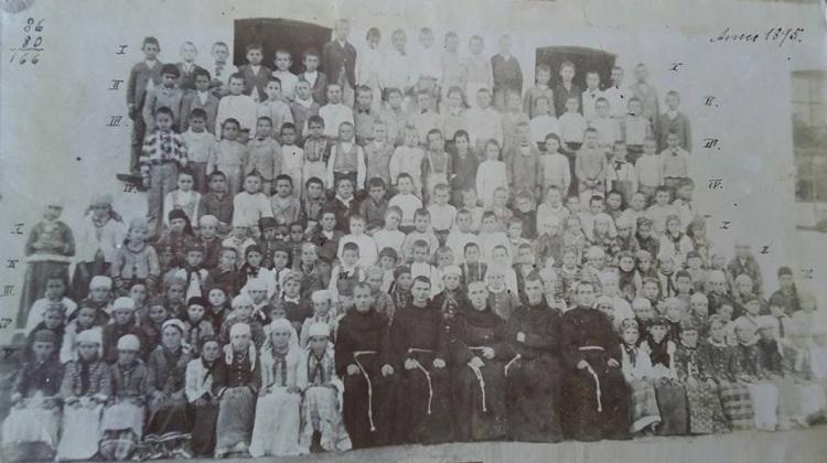 Rodeio Escola 1895 franciscanos
