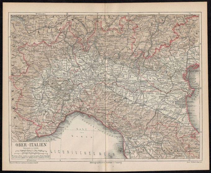 Italia 1874 Tirol