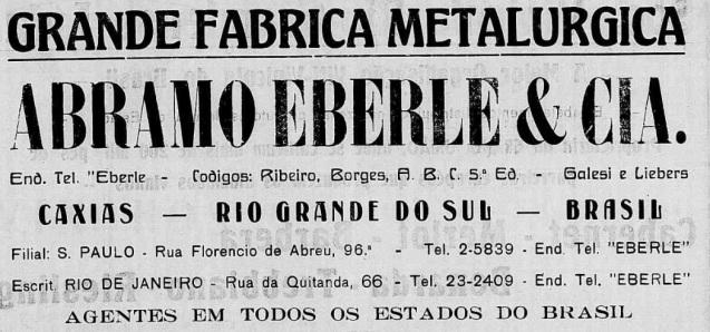 Caxias - Abramo Eberle