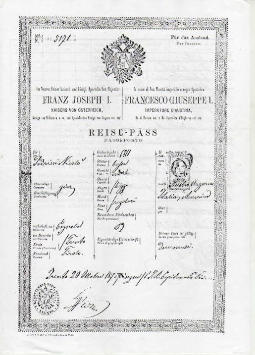 passaporte-austríaco