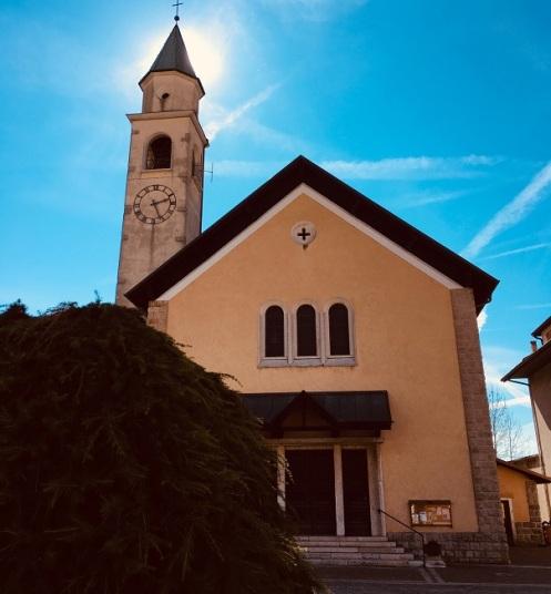 igreja Lavarone