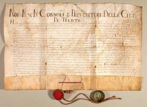 Carta-di-regola-Cognola-pergamena